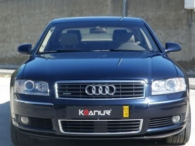 second-hand Audi A8 4.0 TDI CR V8 Quattro Tiptronic
