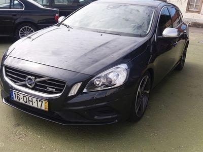usado Volvo V60 2.0 D3 R-Design (163cv) (5p)