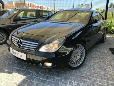 usado Mercedes CLS320 CDI (Nacional)