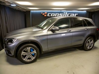 usado Mercedes GLC350 e 4MATIC Hybrid Plug-In