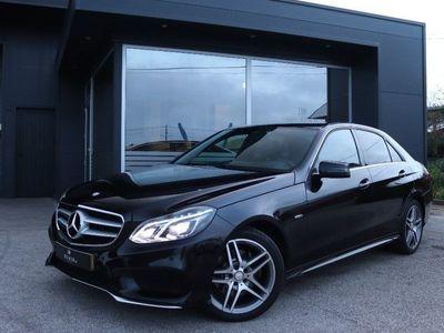 usado Mercedes E250 CDI BlueTEC AMG