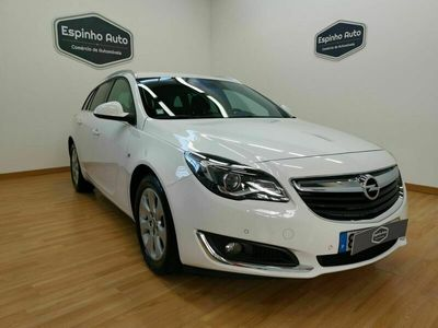 usado Opel Insignia Sports Tourer 1.6CDTI Executive GPS