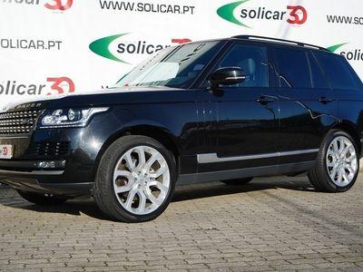usado Land Rover Range Rover Diesel 3.0 SDV6 HSE