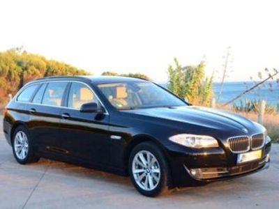 usado BMW 525 d Touring Navigation Auto