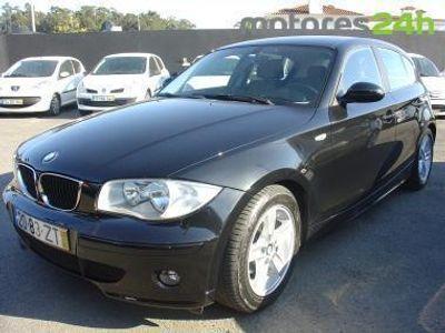 usado BMW 118 d Sport (NACIONAL)