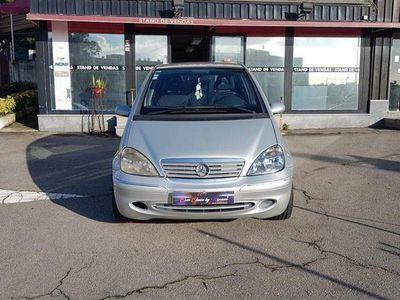 usado Mercedes A170 ELEGANCE