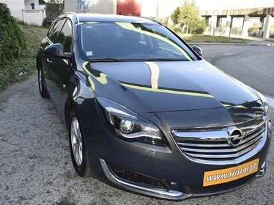 brugt Opel Insignia 2.0Cdti Sports Tourer Selection s/s 140Cv