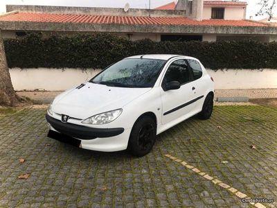 usado Peugeot 206 Van 1.4HDi AC
