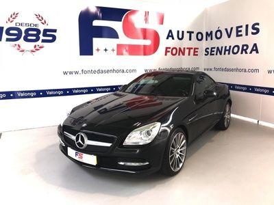 usado Mercedes SLK250 CDi BE Aut.