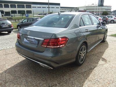 usado Mercedes E250 ClasseCDI BLUETEC Edition E
