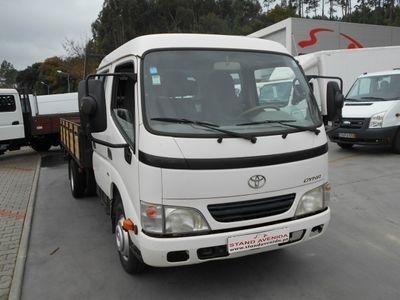 usado Toyota Dyna C/ Dupla M35.33