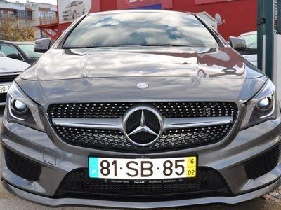 usado Mercedes CLA220 d AMG Aut