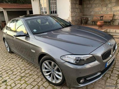 gebraucht BMW 520 x-Drive 190cv