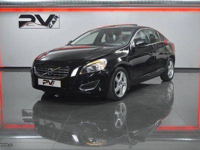 usado Volvo S60 1.6 D Summum Gps Camara Estacionamento Bi-xenon J.L.L. 17