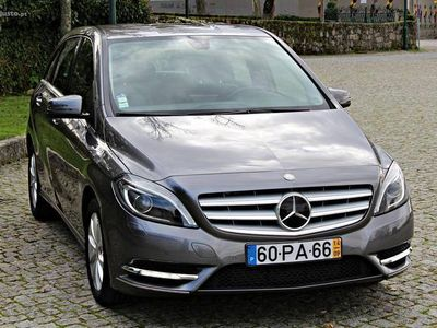usado Mercedes B200 GPS/XENON/AUT