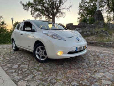 usado Nissan Leaf acenta 30kW nav