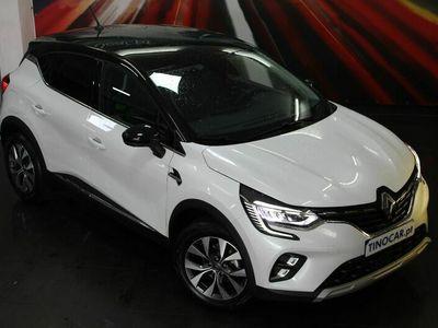 usado Renault Captur 1.0 TCe Exclusive | LED | GPS