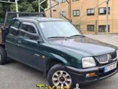 usado Mitsubishi L200 Diesel