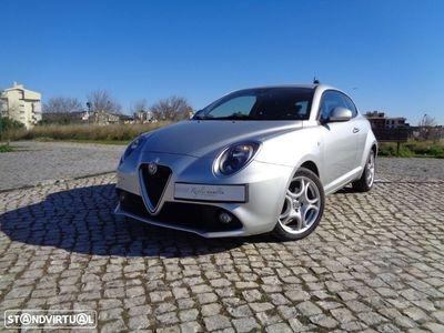 brugt Alfa Romeo MiTo Mito Novo1.3 JTDM-2 ( 95CV, 3P )