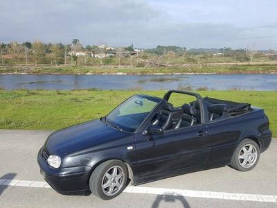 brugt VW Golf Cabriolet 1.9TDI