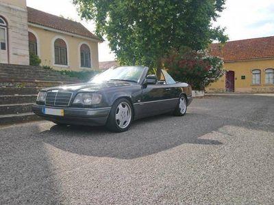 usado Mercedes E200 Cabriolet
