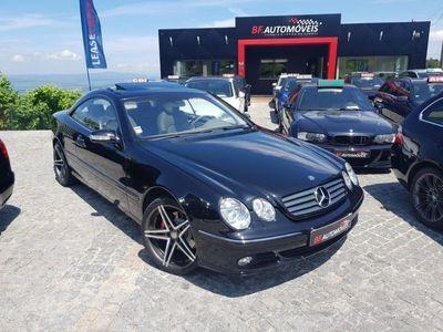 usado Mercedes CL500 V8 Coupé 306 cv (Nacional)