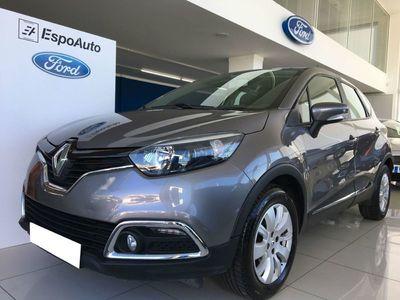 brugt Renault Captur 1.5 Dci Gps