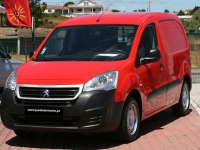 usado Peugeot Partner 1.6 Hdi (3 Lugares) 75cv