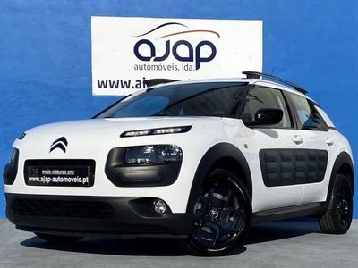 usado Citroën C4 Cactus 1.6BlueHDi Feel 100CV