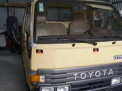 usado Toyota Dyna 150 - 91
