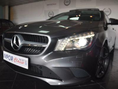 usado Mercedes CLA180 URBAN AUT TET PANOR XENON