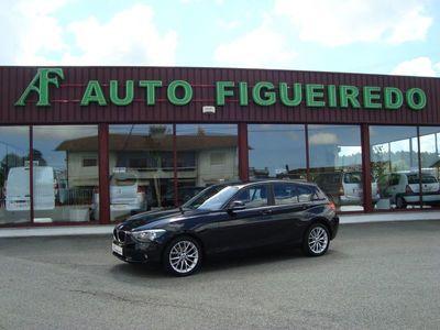 usado BMW 118 dA Sport