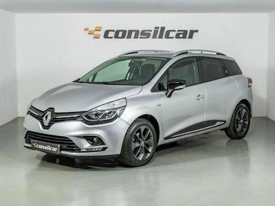usado Renault Clio Sport Tourer 0.9TCE 90cv Limited Navigator 5P BIFUEL