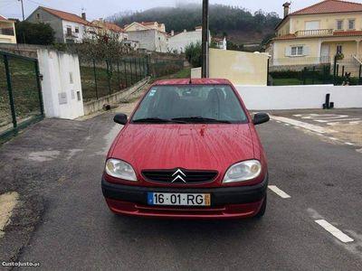 usado Citroën Saxo 1.1 i impecável -