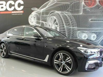 usado BMW 740 d xDrive Pack-M Luxury NAC.