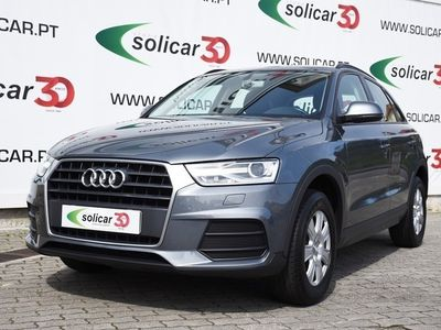 second-hand Audi Q3 Diesel 2.0 TDI (120cv) (5lug) (5p)