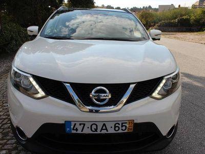 usado Nissan Qashqai 1.6 Tekna Primium
