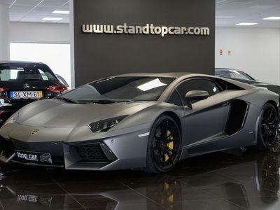 usado Lamborghini Aventador LP-700