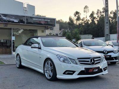 usado Mercedes E220 BlueEfficiency AMG