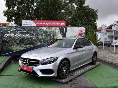 usado Mercedes C250 d AMG Line Aut,