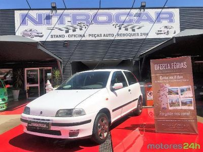 usado Fiat Punto 70 ELX TD