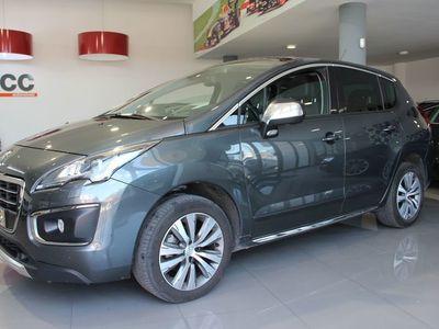 usado Peugeot 3008 1.6HDI ALLURE NAC. AUTO