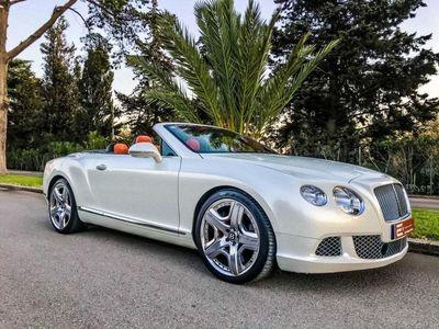 usado Bentley Continental GTC Cabrio W12 Twin Turbo 575cv
