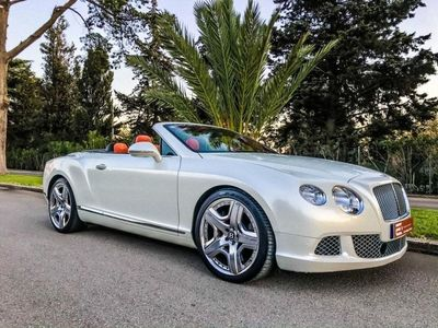 usado Bentley Continental GTC W12 (575cv) (2p)