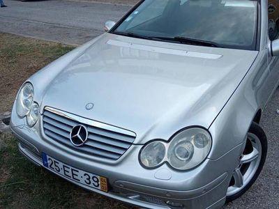 usado Mercedes C220 Spot coupé