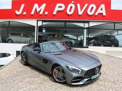 usado Mercedes AMG GT C 400 V8 BITURBOCABRIO