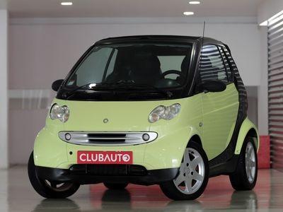 usado Smart ForTwo Cabrio 0.8 CDI