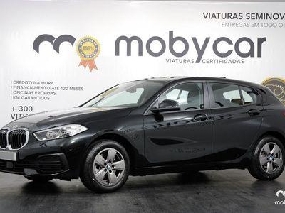 usado BMW 116 Advantage NOVO