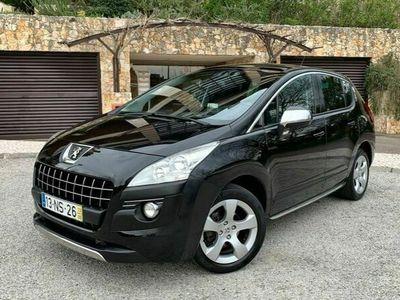 usado Peugeot 3008 1.6 HDi Allure