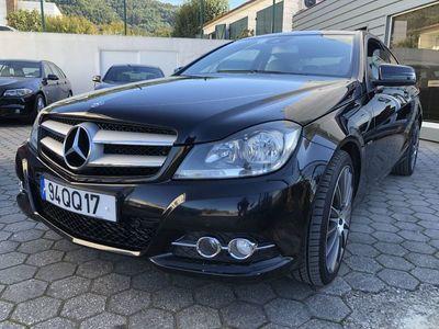 usado Mercedes C220 Coupé 2011